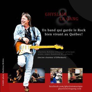 Ghyslain la Gang